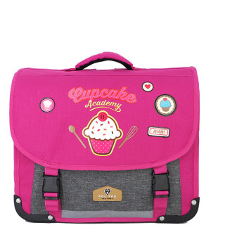 Pol Fox Cartable 38cm Cup Cake Rose