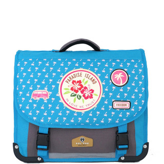 Pol Fox Cartable 38cm Paradise Island