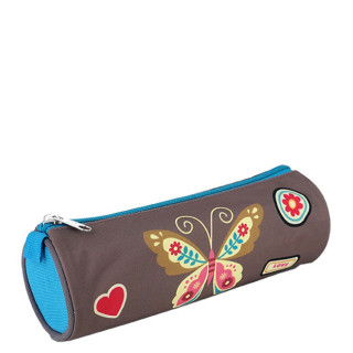 Pol Fox Trousse Ronde Butterfly