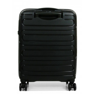 American Tourister Sunside Spinner 55 cm Valise Cabine Trolley 4 Roues Black