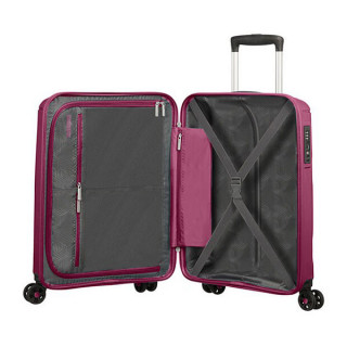 American Tourister Sunside Spinner 55 cm Valise Cabine Trolley 4 Roues Raspberry 3