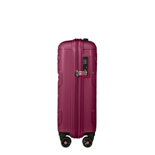 American Tourister Sunside Spinner 55 cm Valise Cabine Trolley 4 Roues Raspberry 4
