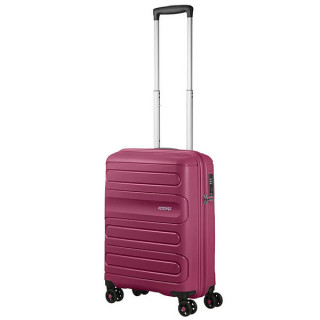 American Tourister Sunside Spinner 55 cm Valise Cabine Trolley 4 Roues Raspberry 5