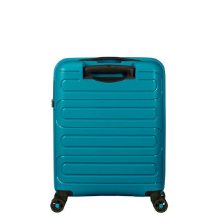 American Tourister Sunside Spinner 55 cm Valise Cabine Trolley 4 Roues Teal