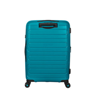 American Tourister Sunside Spinner 68 cm Valise Trolley 4 Roues Teal