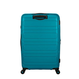 American Tourister Sunside Spinner 77 cm Valise Trolley 4 Roues Teal 2