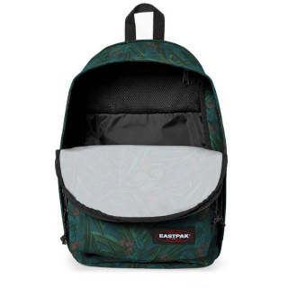 Eastpak Back To Work Authentic Sac à Dos 69x Brize Mel Dark ouvert