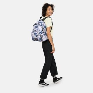 Eastpak Padded Sac à Dos Pack'R 77y Romantic White porté 2