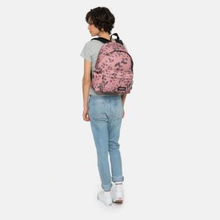 Eastpak Padded Sac à Dos Pack'R 79y Romantic Pink porté