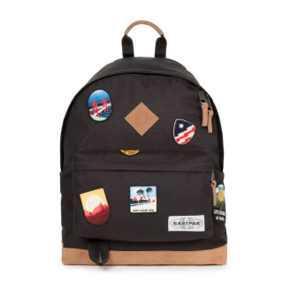 Eastpak Wyoming Sac à Dos 82x Into Patch Black face