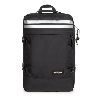 Eastpak Tranzpack Sac A Dos Business et Bagage Cabine 26y Reflective Black de Face