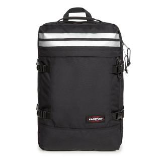 Eastpak Tranzpack Sac A Dos Business et Bagage Cabine 26y Reflective Black de Face