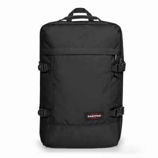 Eastpak Tranzpack Sac A Dos Business et Bagage Cabine 008 Black de face