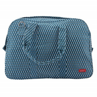 Bakker Weekend Bag Canvas Diamond 02