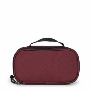 Eastpak Flat Oval L Trousse Double 23s Crafty Wine dos