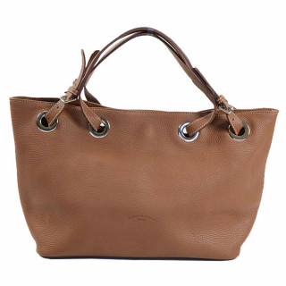 Charles & Charlus Tote Sac Shopping Gold