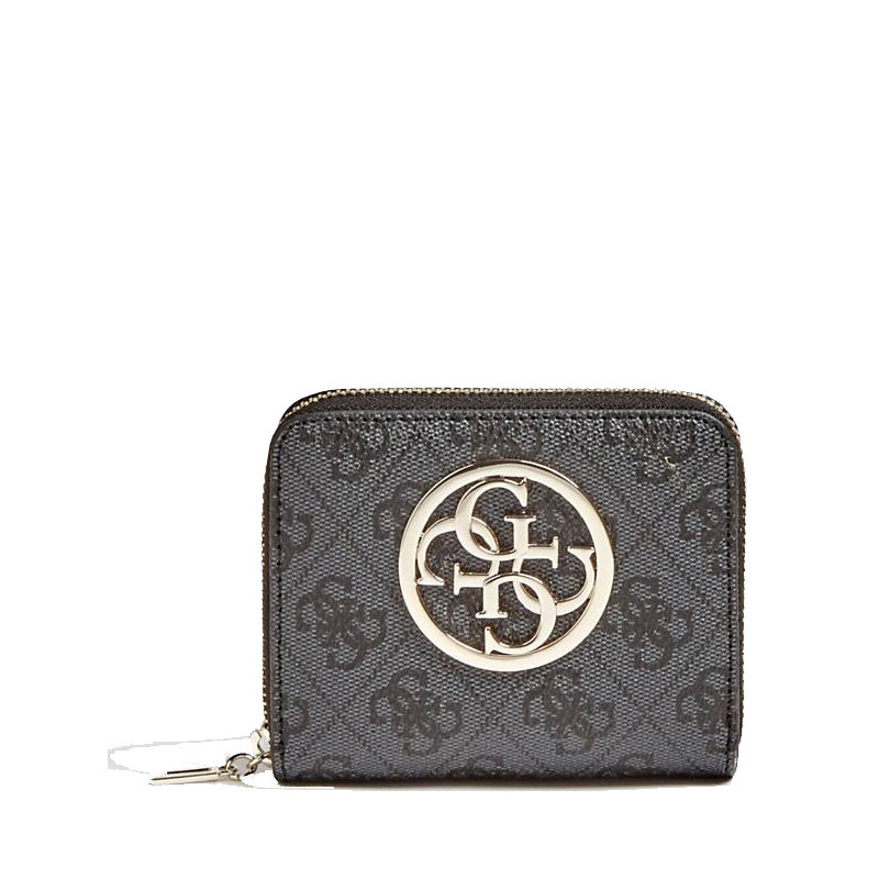 Guess Bluebelle Portefeuille Compact Coal