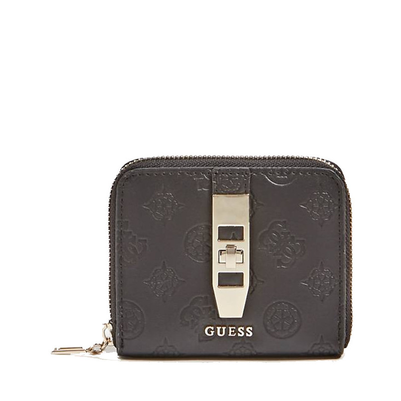 Guess Peony Classic Portefeuille Compact Black