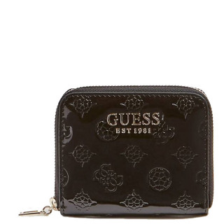 Guess Peony Shine Portefeuille Compact Black