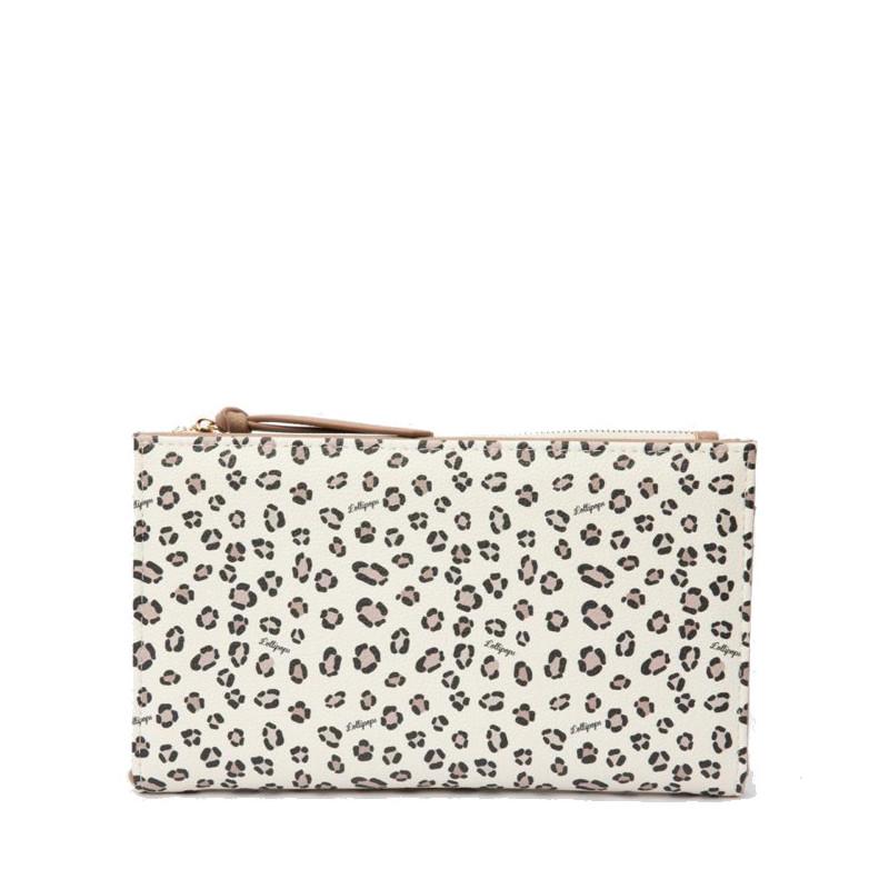 Lollipops Edonna Portefeuille Travel Wallet Leopard