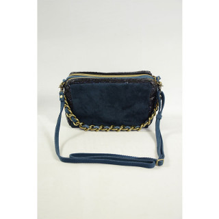 Mila Louise Mama Jewel Sac Porté Travers Bleu