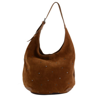 Mila Louise Oprah V Sac Shopping caramel