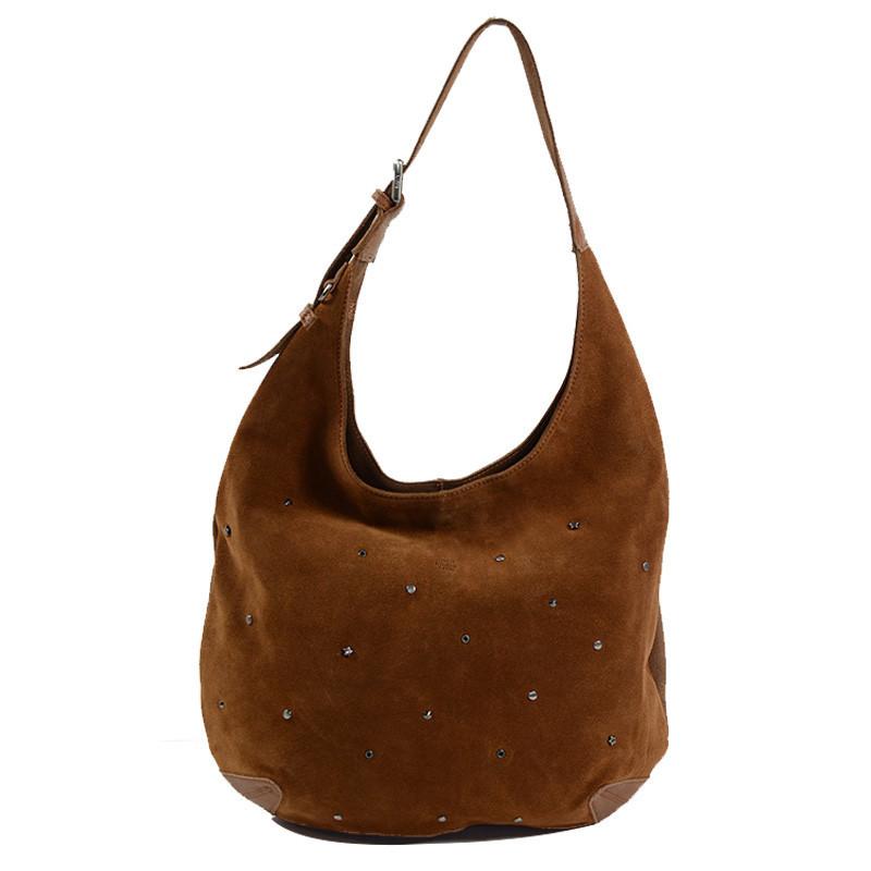 Mila Louise Oprah V Sac Shopping caramel