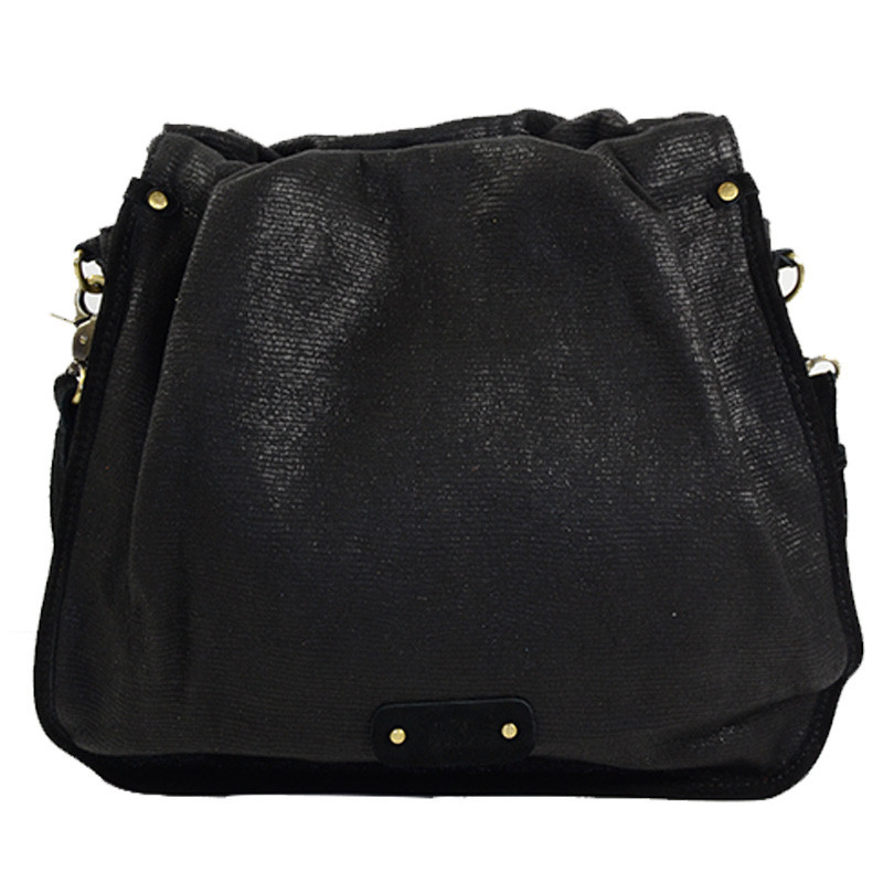 Mila Louise Percy EPI Sac Shopping Noir
