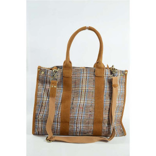 Mila Louise Prudence Clan Sac Shopping Gold