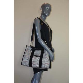 Mila Louise Prudence Clan Sac Shopping Noir