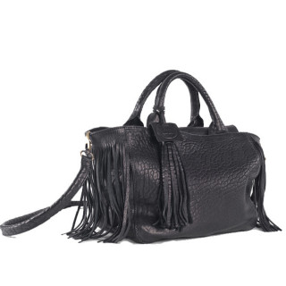 Virginie Darling Sac A Main Baby Darling Bubble Noir