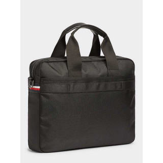 sacoche pc noir tommy hilfiger elevated
