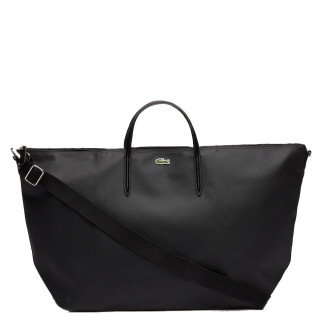 Lacoste Sac Cabas et Sac Week End L12.12 Black