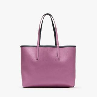 Lacoste Sac Cabas Reversible Anna Ebony Orchid dos 2