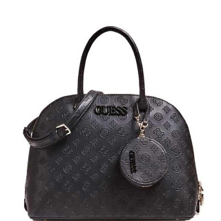 Guess Janelle Sac A Main Dome Black