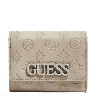 Guess Janelle Portefeuille Compact Grey
