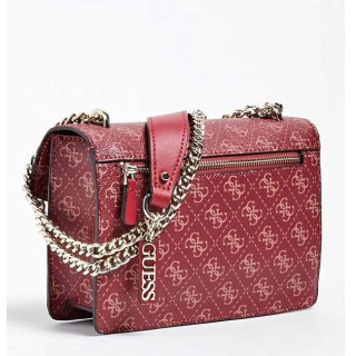 Guess Aline Sac Bandouliere Merlot DOS