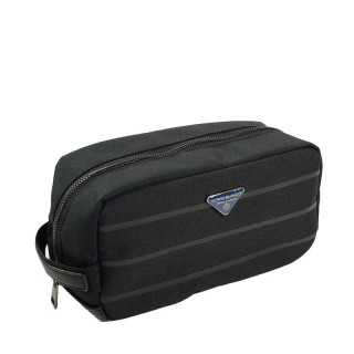 Serge Blanco Golden Eagle Trousse de Toilette GLE42011 Noir
