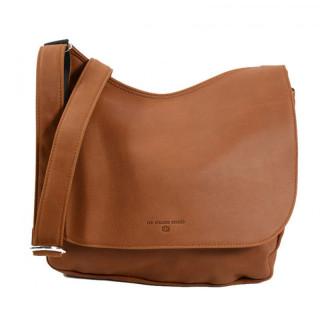 sac besace femme cuir marron