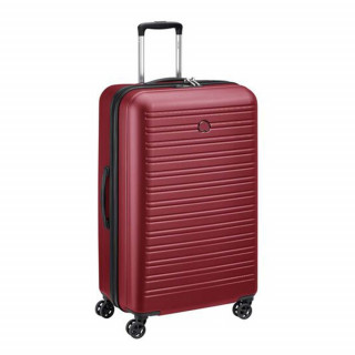 valise soute trolley rouge