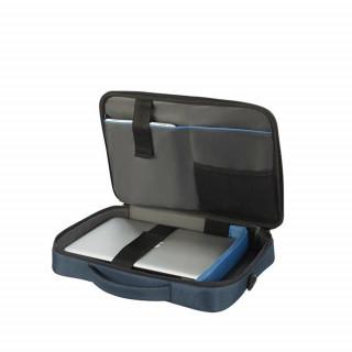 sac ordinateur bleu