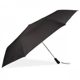 Isotoner Parapluie Homme Pliant Automatique X-TRA LARGE Noir