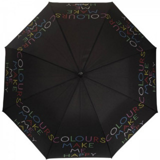Isotoner Parapluie Mini Pliant Manuel Happy