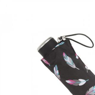 Isotoner Parapluie Mini Pliant Plumette
