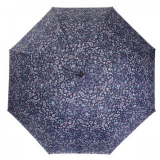 Isotoner Parapluie Pliant Manuel Petit Prix Bandana Bleu