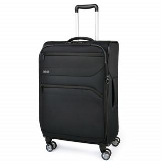 valise jump souple 76 cm noir