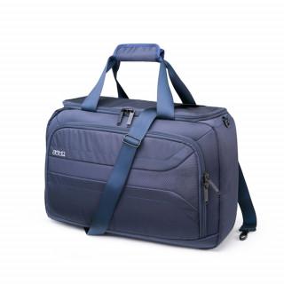 sac de voyage sous siège bleu