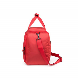 sac souple sous siège rouge