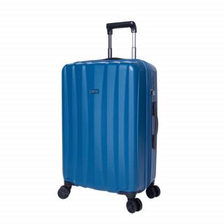 valise rigide et légère JUMP bleu