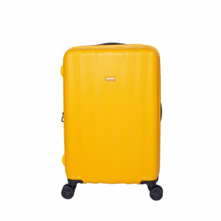 valise rigide moyenne jump jaune
